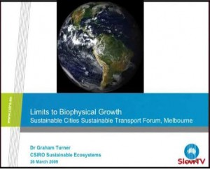 Dr Graham Turner is a senior research scientist at CSIRO Sustainable Ecosystems, Canberra ACT, Australia.