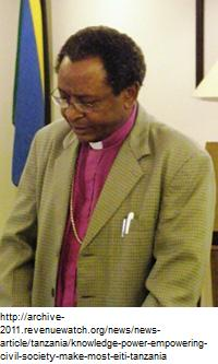 Bishop Stephen Munga
