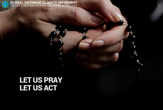 Pray and act small
